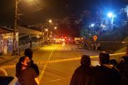 Un joven de 18 años lo mataron en el barrio Loreto de Medellín