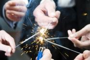 Los ciudadanos que manipulen pólvora serán multados en Rionegro.