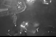 [Video] Casi linchan a dos fleteros cuando iban a hurtar un celular en Bello.