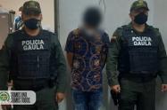 El presunto delincuente exigía un millón de pesos por su liberación.