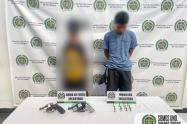 Los detenidos serían integrantes del combo Los Joaquinillos y al parecer, pretendían cometer un asesinato.