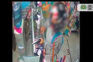 """Capturan al """"Barbero"""", el fletero que se llevó $5 millones de una entidad bancaria de Medellín"""