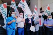 Comité de revocatoria del alcalde de Medellín, Daniel Quintero.