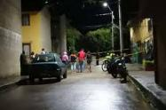 Las dos muertes violentas son materia de investigación, señalaron las autoridades.