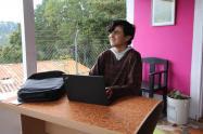 Los estudiantes, por ahora, no volverán a las aulas de clase en Medellín.