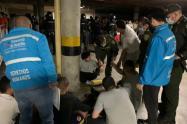 La Personería de Medellín verificó la situación en la estación de Policía de Belén.