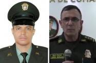 Ofrecen recompensa de hasta $100 millones por homicidio de patrullero en Anorí, Antioquia