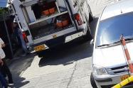 Encuentran sin vida a pareja de novios extranjeros en el barrio Robledo de Medellín