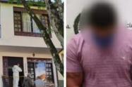 Confesó haber matado s sus dos tíos en el barrio Santa Mónica de Medellín