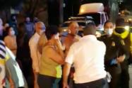 Apuñalan a taxista en un intento de hurto en Medellín