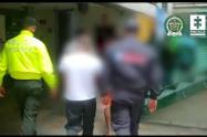 Capturados por el delito de abuso y acceso sexual a menores de edad.