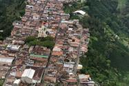 Referencia municipio de Betania, Antioquia.