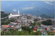 Referencia Nariño, Antioquia.