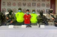 Golpe al aparato extorsivo del ELN en Antioquia, cayó alias Jeringa