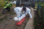 De un disparo en el rostro asesinan a joven en Barbosa, Antioquia