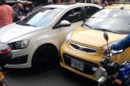 A balazos asesinan a dos comerciantes de oro en el barrio Robledo de Medellín