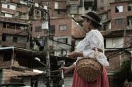 El partido de las doñas hace parte de Agroarte en Medellín