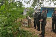 Hay un plan pistola en contra de la policía en Antioquia?