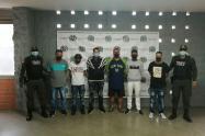 Revive en Medellín el secuestro por horas, capturan a seis delincuentes