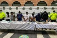 """Capturan a cinco de los """"Mondongueros"""" y los """"Tatos"""" del barrio Castilla de Medellín"""