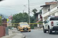 Murió conductor que había sobrevivido ataque de sicarios en Medellín