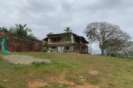 Lugar de la masacre de tres mineros en Tarazá, Antioquia.