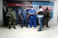 Liberación de misión médica en el Bajo Cauca.