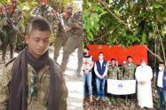 """Soldado dice que se """"estaba encariñando"""" con sus secuestradores del ELN"""