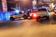 Dos sujetos que se movilizaban en una moto, serían los responsables del crimen.