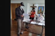 Recaptura de Gobernador Anibal Gaviria
