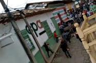 Tremenda riña a machete dejó una persona herida en Abejorral, Antioquia