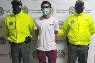 """Alias """"Chucha"""" ahorcó a su novia, la envolvió en papel y la arrojó en el centro de Medellín"""