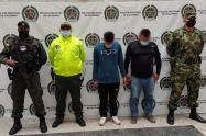 Combos de Medellín y Bello se dan la mano para tener un laboratorio de cocaína en Altavista