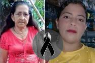 Menor de 17 años trata de sobrevivir luego del crimen de su abuela y madre en Cáceres, Antioquia