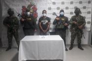 Extranjero, señalado de asesinar a un hombre en Tarazá, Antioquia, fue enviado a prisión