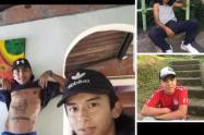encuentran uno de los 6 jóvenes desaparecidos