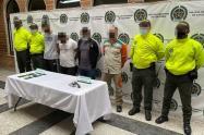 Golpe al fleteo en Medellín, capturaron a 27 integrantes de tres bandas criminales