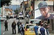 Balacera en Medellín dejó una persona muera y un taxista herido