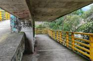 Asesinan a un joven en el puente peatonal de Copacabana, Antioquia