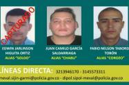 """Cogieron a """"Soldo"""" uno de los hombres más buscados en Medellín"""