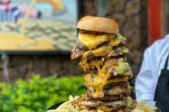 Referencia hamburguesa.
