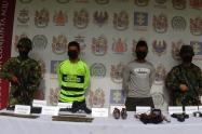 El capturado es señalado del secuestro de seis personas, entre otro delitos