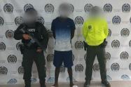 El capturado aparece en el cartel de los más buscados de esta subregión del departamento.