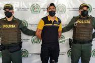 Por el capturado se ofrecía una recompensa de hasta 50 millones de pesos.