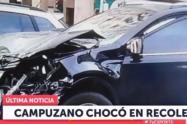Accidente de Jorman Campuzano