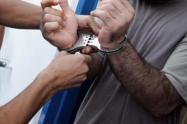 Los elementos hurtados ascendían a más 2.500.000 pesos, indicaron las autoridades