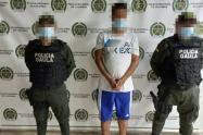 """Cogieron con las """"manos en la masa"""" a 4 extorsionistas en Medellín, Girardota y Caldas"""
