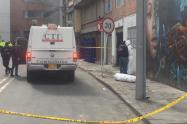 Esta es la muerte violenta número tres, ocurrida este año en la comuna dos, informaron las autoridades.
