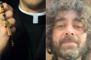 Sacerdote anunció en plena misa que colgará la sotana por amor