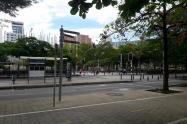 Referencia de toque de queda en Medellín.